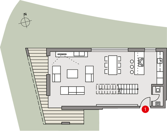 mark aurel allee hringen wk wohnbau gmbh. Black Bedroom Furniture Sets. Home Design Ideas